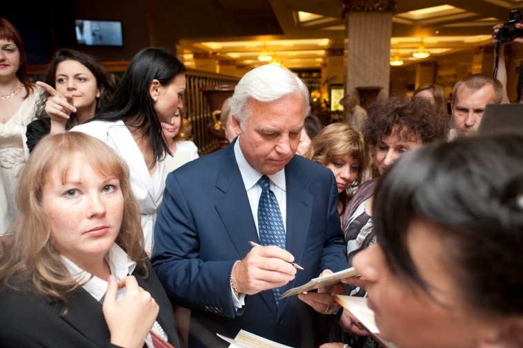 Interpreting for Jack Canfield